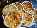 【ふるさと納税】とろーり素材にこだわった本格ピザ(マルゲリータ6枚セット)