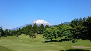 【ふるさと納税】C6 富士グリーンヒルG・Cゴルフプレー利用券 3枚