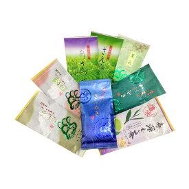 【ふるさと納税】森の極上深蒸し茶詰合せ 【飲料類・お茶・日本茶・煎茶・茶葉・セット】