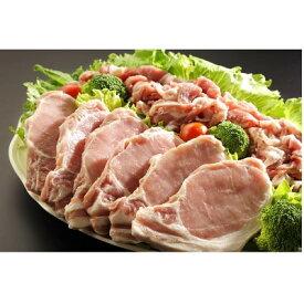 【ふるさと納税】みかわもち豚ロース テキカツ用・ウデモモ切り落とし盛り合わせ(計2.1kg)【1200027】
