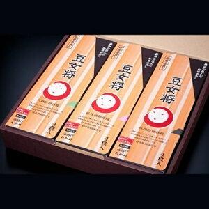 【ふるさと納税】即席赤出し「豆女将」豆腐・ねぎ・三つ葉3本セット【1205195】