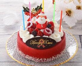 【ふるさと納税】★クリスマスケーキ★ノエル・ド・フロマージュ※北海道、沖縄・離島への発送は出来ません