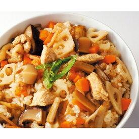 【ふるさと納税】純系名古屋コーチン使用炊き込みご飯の素、地鶏めしの素