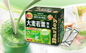 【ふるさと納税】【徳用】山本漢方の大麦若葉100%青汁(176スティック入り)