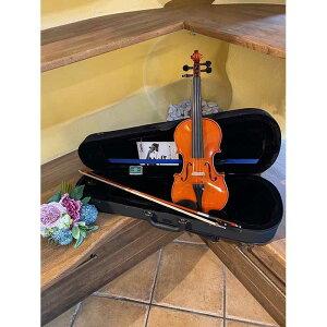 【ふるさと納税】No.310set アウトフィットバイオリン 1/8サイズ | バイオリン ヴァイオリン ケース 弦 弓 セット 高級 学習用 鈴木バイオリン