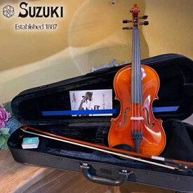 【ふるさと納税】No.310set アウトフィットバイオリン 1/2サイズ   バイオリン ヴァイオリン ケース 弦 弓 セット 高級 学習用 鈴木バイオリン