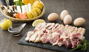 【ふるさと納税】名古屋コーチンの焼肉セット(名古屋コーチン卵付き)