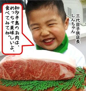 【ふるさと納税】高級4等級使用!!【サーロインステーキ】250g4枚『知多牛』生肉で送ります!!