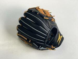 SAEKI野球グローブ【軟式・品番150】【ブラック】【Rオレンジ】