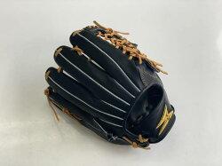SAEKI野球グローブ【軟式・品番170】【ブラック】【Rオレンジ】