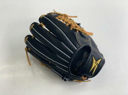 SAEKI野球グローブ【軟式・品番175】【ブラック】【Rオレンジ】