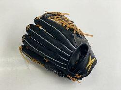 SAEKI野球グローブ【軟式・品番176】【ブラック】【Rオレンジ】