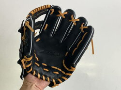 SAEKI野球グローブ【硬式・品番163】【ブラック】
