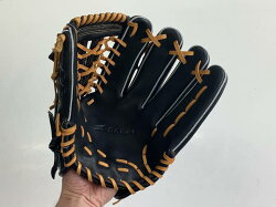 SAEKI野球グローブ【硬式・品番170】【ブラック】