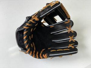 【ふるさと納税】SAEKI野球グローブ【硬式・ショート用】【ブラック】