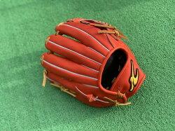 【ふるさと納税】日本製野球グローブ【軟式・オールラウンド用】【No.08】