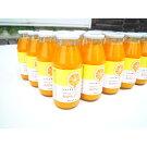 【ふるさと納税】農園完熟果実絞り(美浜町産)温室みかん100%ジュース小瓶30本セット
