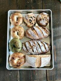 【ふるさと納税】自家製酵母で作ったハードパンとベーグル (幸田町寄附管理番号2004)