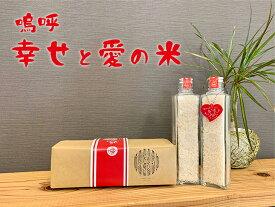 【ふるさと納税】嗚呼 幸せと愛の米(幸田町管理番号2012)