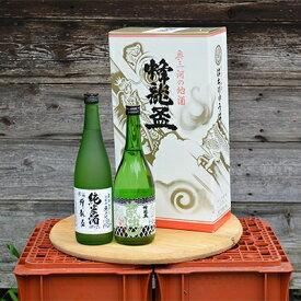 【ふるさと納税】東栄町の地酒「蜂龍盃」詰合わせ 720ml×2【1025082】