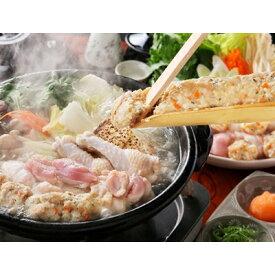 【ふるさと納税】純系名古屋コーチン 旨塩ガラスープ鍋【1068107】