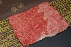 【ふるさと納税】504 松阪牛しゃぶしゃぶ用(肩・モモ)200g