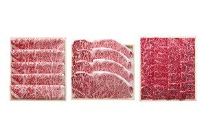 【ふるさと納税】 柿安本店 柿安特選黒毛和牛食べくらべセット