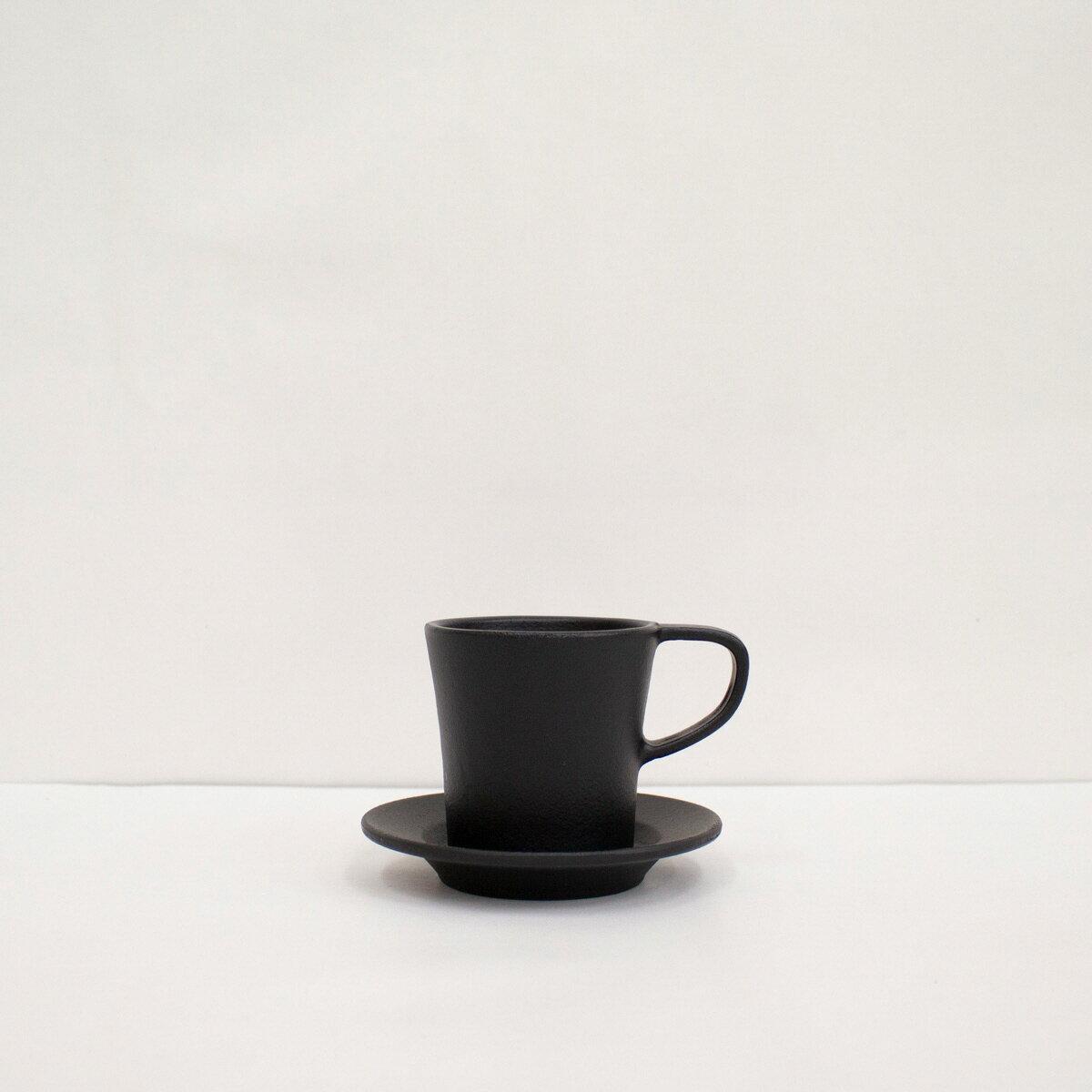 【ふるさと納税】 桑原鋳工 鋳物製エスプレッソカップ
