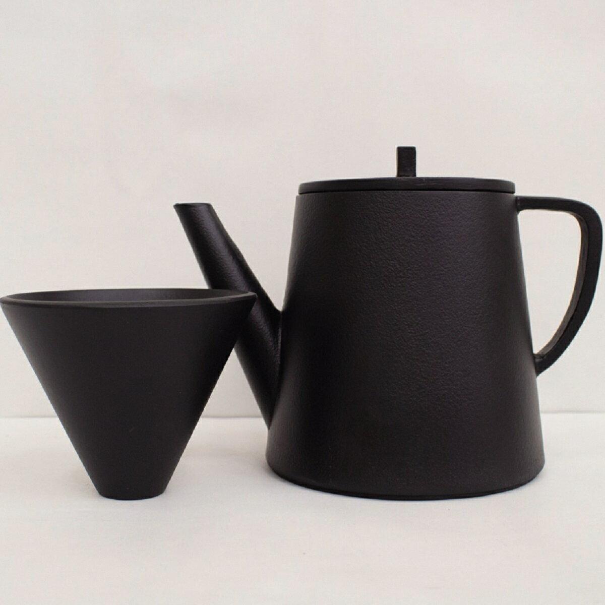 【ふるさと納税】 桑原鋳工 鋳物製コーヒーポット