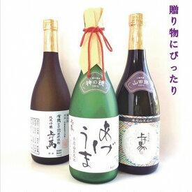 【ふるさと納税】 細川酒造 桑名の地酒<上げ馬>純米吟醸ギフトセット