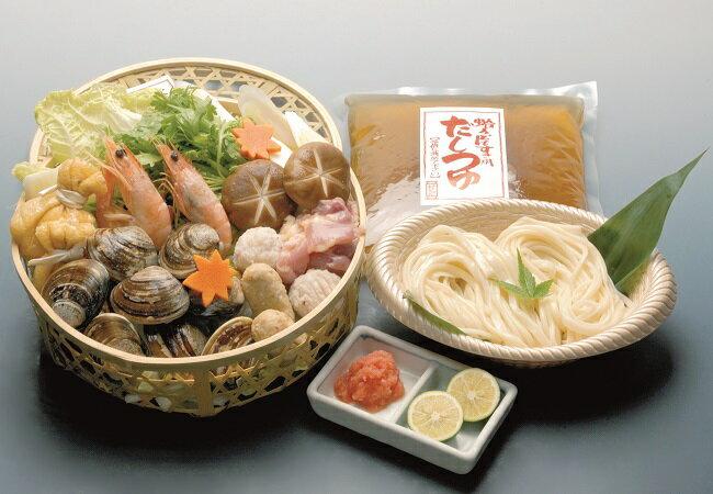 【ふるさと納税】 歌行燈 蛤うどんすき 宴