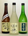 【ふるさと納税】後藤酒造場青雲純米飲みくらべ3本セット