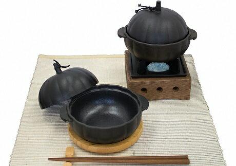 【ふるさと納税】 桑原鋳工 卓上小鍋2個セット
