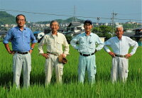 【ふるさと納税】科学農薬の節減栽培「みえの安心食材」認定コシヒカリ(精白米)5kg