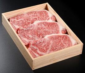 【ふるさと納税】松阪牛サーロインステーキ(約600g)SS‐10