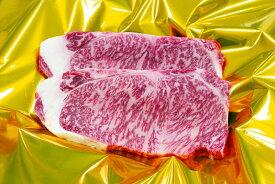 【ふるさと納税】J9松阪牛サーロインステーキ2枚入り300g