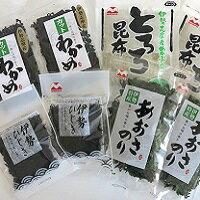 【ふるさと納税】I5海藻乾物セットB