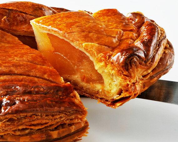 【ふるさと納税】No.113 かりかりに焼いたりんごパイ&しあわせのおすそわけ