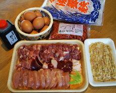 【ふるさと納税】No.131超新鮮!処理したてを即お届け・・滋賀県特産近江しゃものすき焼フルセット