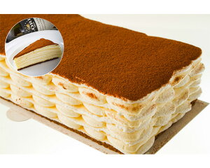 【ふるさと納税】Q007 ティラミル×6ホールセット / ティラミスのミルクレープ 洋菓子