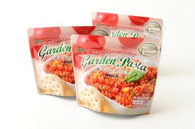 【ふるさと納税】【長期保存食】ガーデン・パスタ トマト味