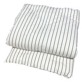 【ふるさと納税】もめん綿入り(コットン100%) 春・夏用肌掛け布団 綿ブロードタイプ