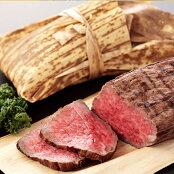 特選和牛の中からローストビーフに最適なモモ肉の赤身