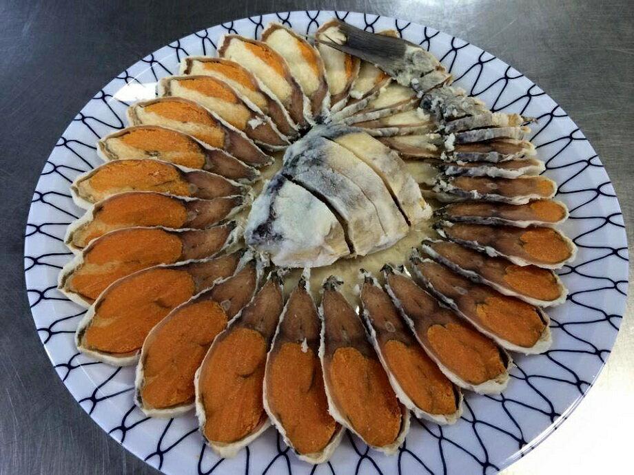 【ふるさと納税】琵琶湖産天然ニゴロブナ 鮒寿しスライス D999_a