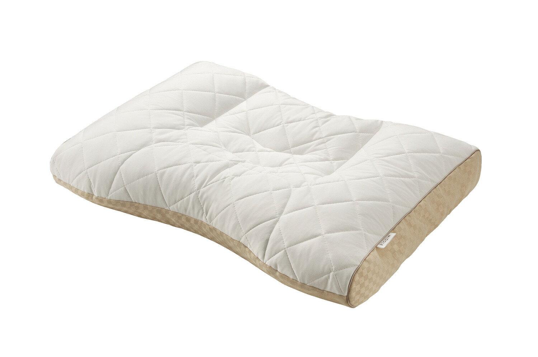 【ふるさと納税】ファインスムーズ ミニパイプ枕(高さ/ふつう)P998_a
