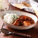 【ふるさと納税】信楽焼 カレー皿ペアセット 【古谷製陶所】
