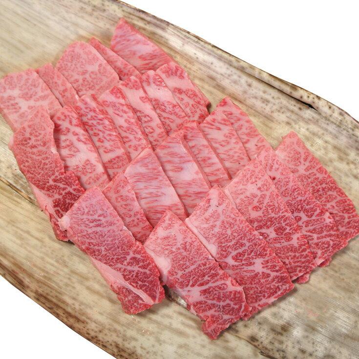 【ふるさと納税】【T-355】大吉商店 近江牛霜降りカルビ焼肉用A