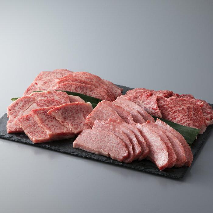 【ふるさと納税】【T-368】大吉商店 近江牛焼肉用食べ比べセットB