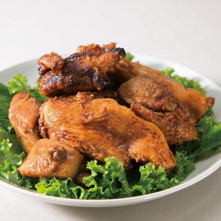 【ふるさと納税】【T-401】鳥中 高島とんちゃん若鶏食べ比べセット 計2kg