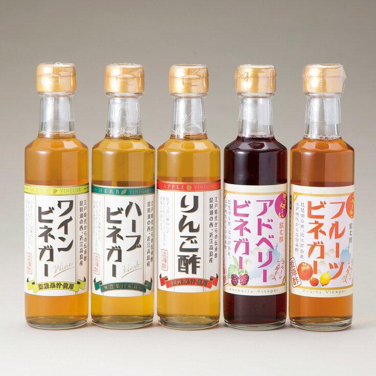 【ふるさと納税】【T-632】淡海酢 淡海酢詰め合わせB